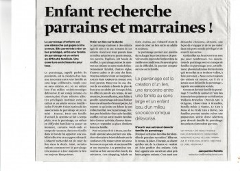 Article 1 La Libre 2016